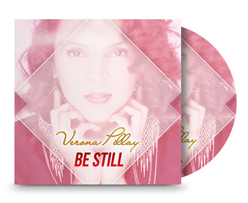 Be Still CD Cover
