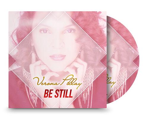 Be Still CD Cover